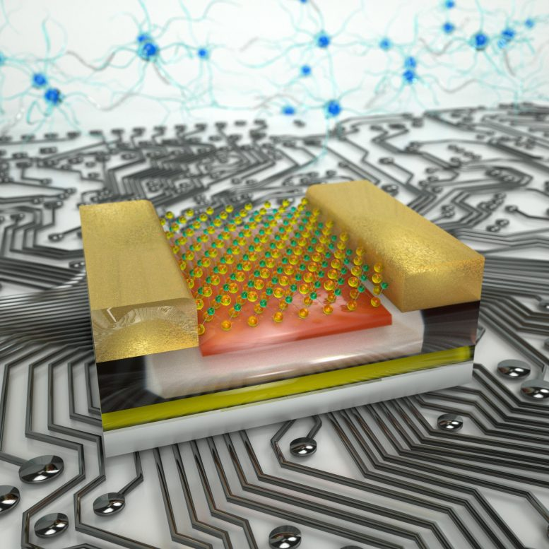 EPFL Next Generation Computer Chip