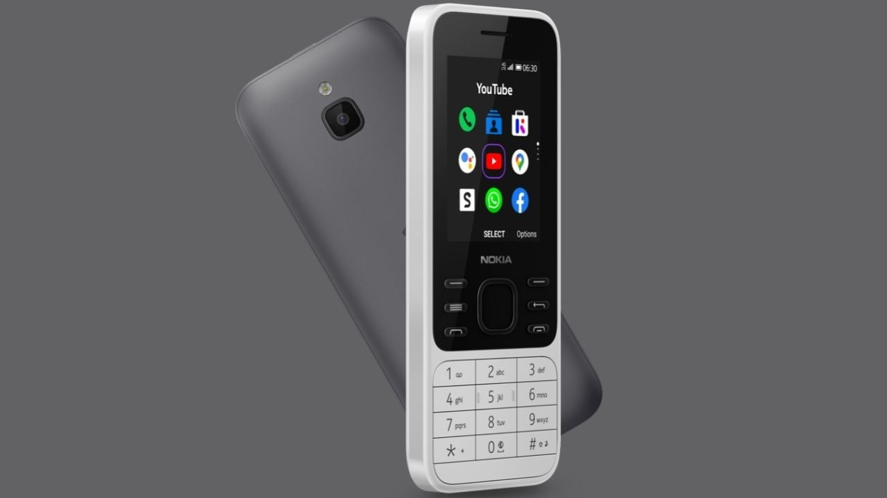 Nokia 6300 4G, 8000 4G feature phones with WhatsApp, Google Assistant launched