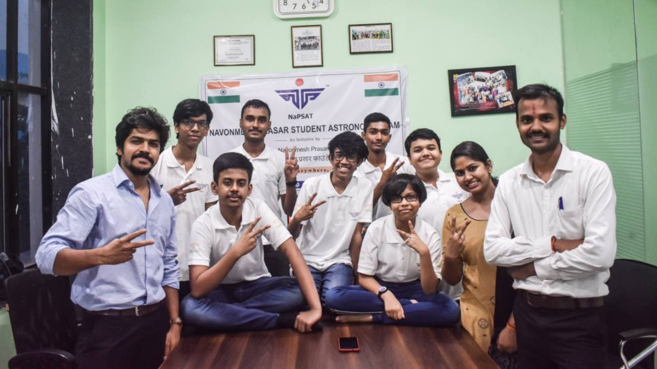 Odisha's NaPSAT to represent India in NASA's Human Exploration Rover Challenge 2021