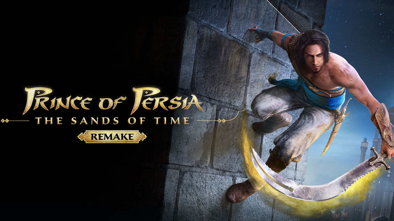 Prince of Persia: The Sands of Time remake switch version listing spotted online ahead of the launch in January