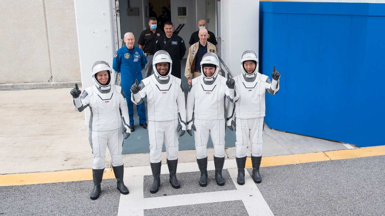 SpaceXs Crew-1 mission to launch four astronauts to the ISS on Monday, 5.57 am IST: How to watch it live