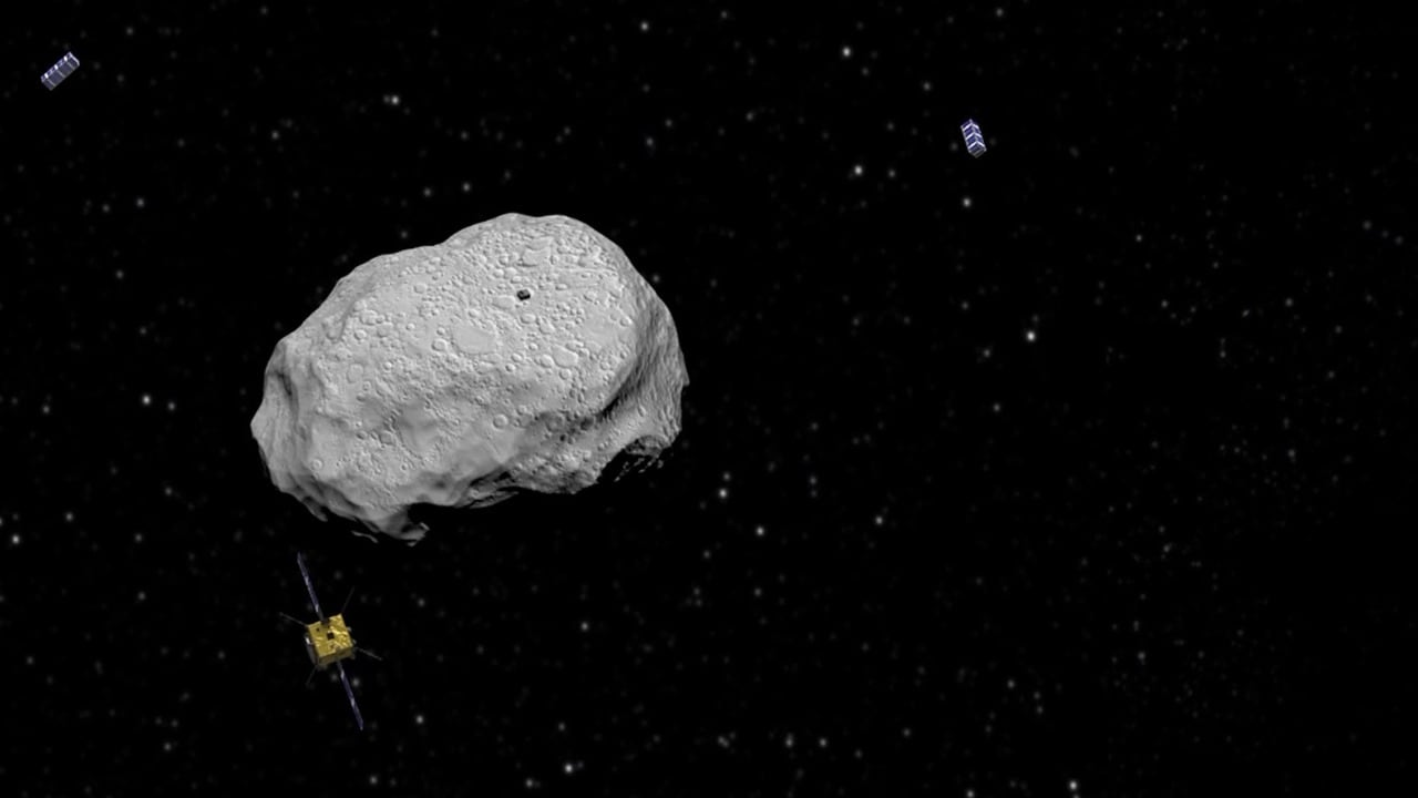 Arya Pulate, Shreya Waghmare, students of a school in Pune, discover 6 new preliminary asteroids