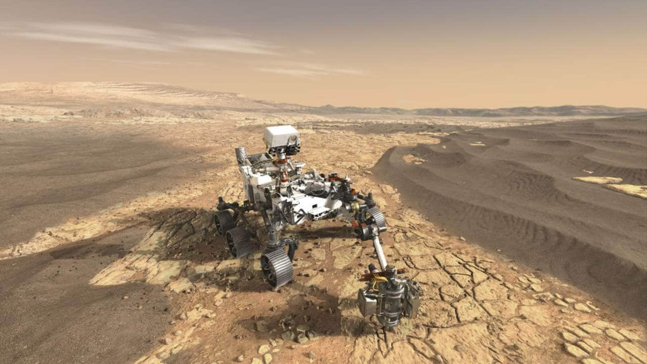 COVID-19 memorial, 11 million names and other things that will ride aboard NASAs Perseverance Mars rover