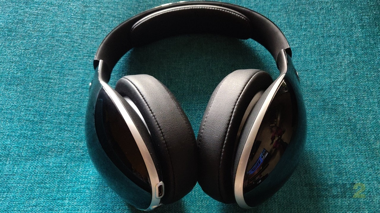 Mercedes-Benz over-ear noise cancelling headphones review: A neat accessory for fans