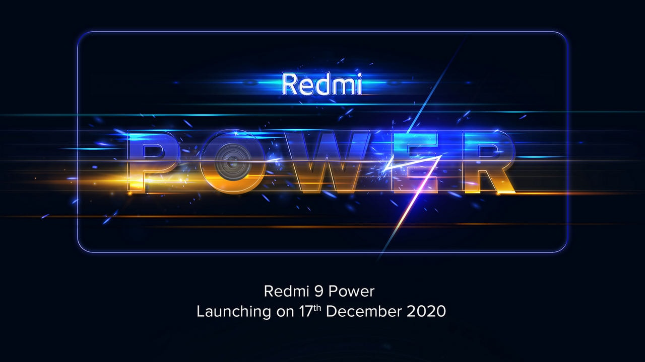 Redmi 9 Power with a 48 MP triple rear camera setup to launch in India on 17 December