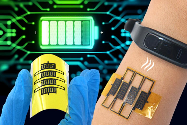Stretchable Micro-Supercapacitors