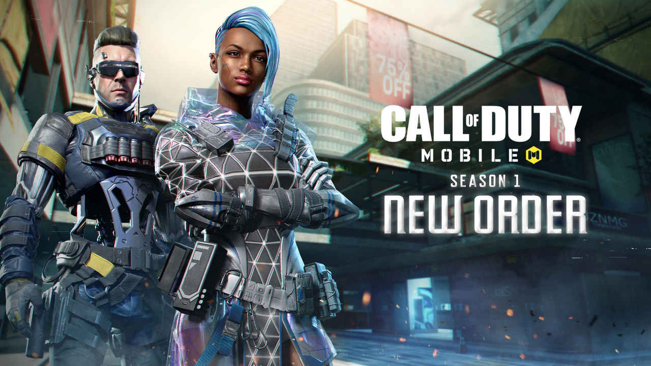 Call of Duty: Mobile Season 1 New Order update with 3 vs 3 gunfight, Blitz Battle Royale mode and more starts rolling out
