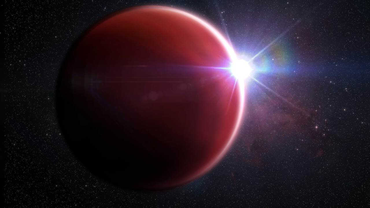 First-ever cloudless hot Jupiter with four-day year discovered in exoplanet survey