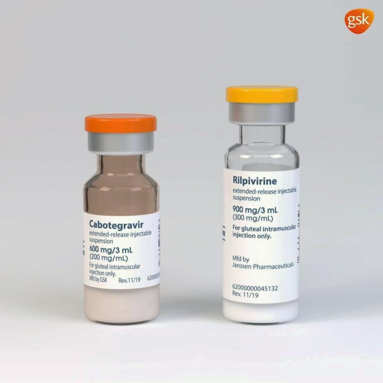 First long-acting HIV treatment Cabenuva approved by FDA as monthly shots