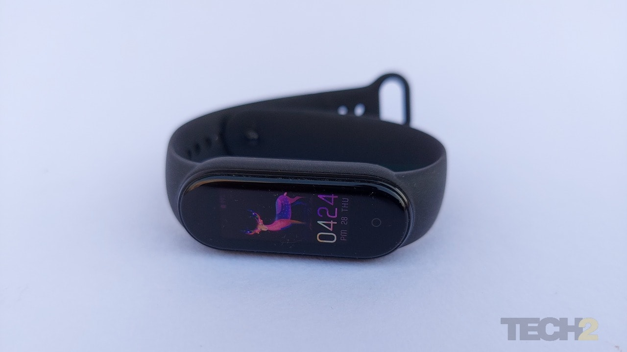 Mi Band 5 review: A solid fitness band with all the best features but one
