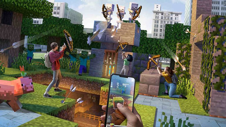 Minecraft Earth to shut down in June 2021 as current global situation limits free movement and