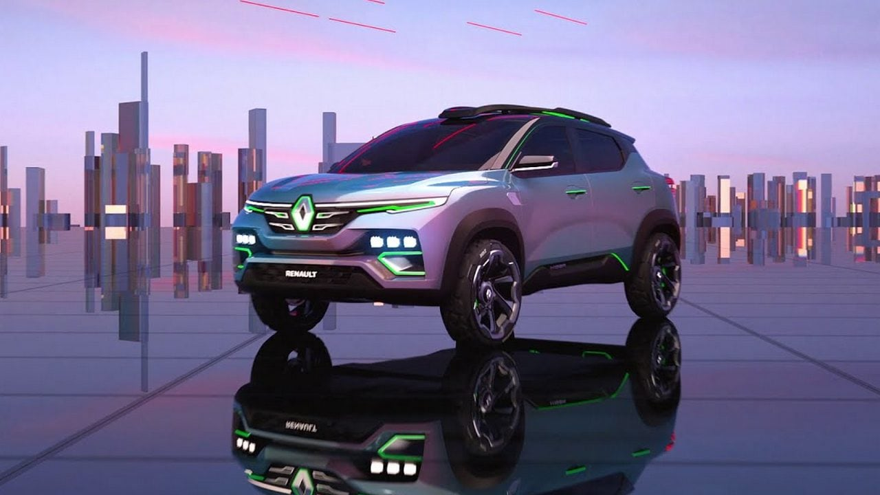 Renault Kiger unveiled in India today: Here is all you need to know about the new SUV