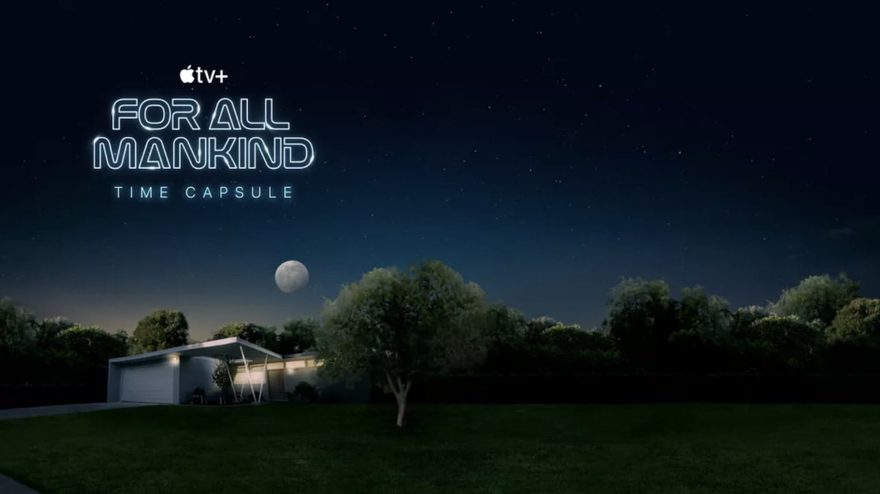 Apple TV Plus show For All Mankind now on AR time capsule app for iPhones and iPads