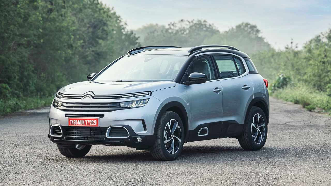 India-spec Citroen C5 Aircross unveiled in India, ahead of its launch in March