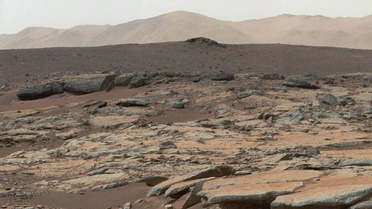 Mars Gale Crater 3 billion years ago resembled Iceland in terrain, temperature: study