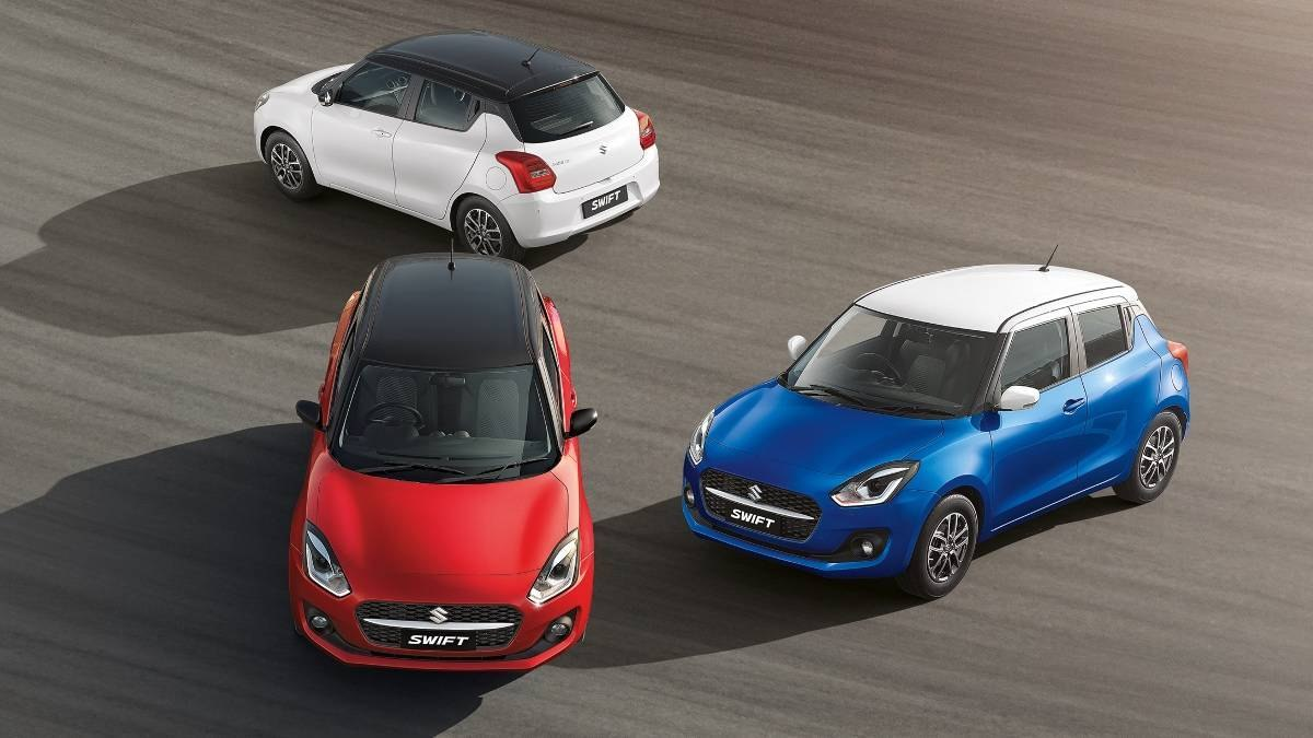 Maruti Suzuki Swift facelift: A closer look at its variants, features and prices