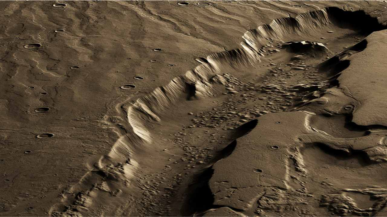 New timeline for water-forged terrain on Mars proposed, days before Perseverance rover landing