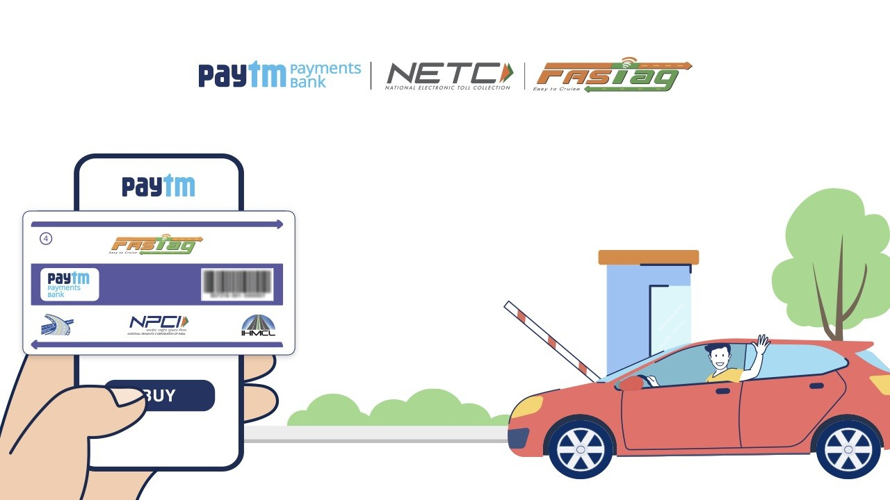 Paytm helps 2.5 lakh FASTag users with fast redressal mechanism to get a refund for wrong toll charges