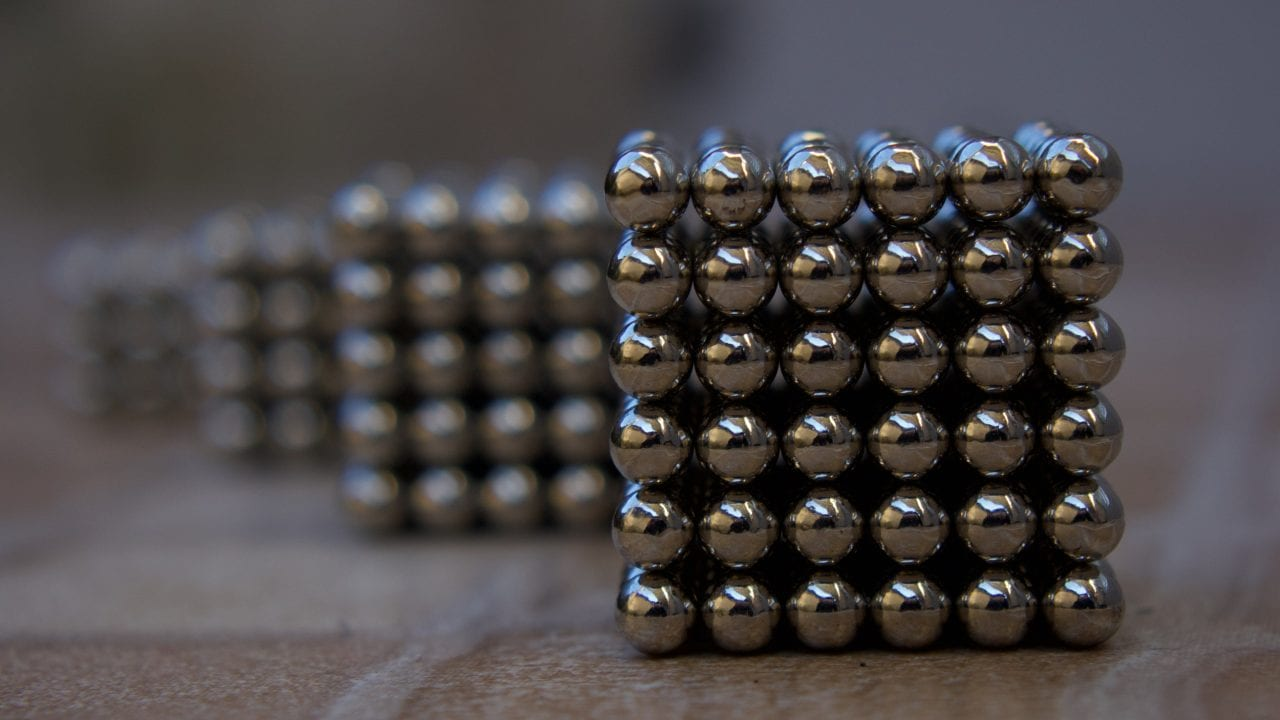 Scientists manipulate magnets at the atomic level, a breakthrough in data processing tech