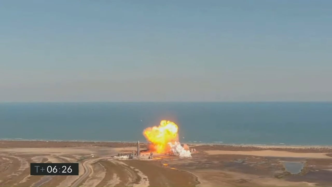 SpaceX Starship SN9 prototype explodes on landing again: Here's all you need to know