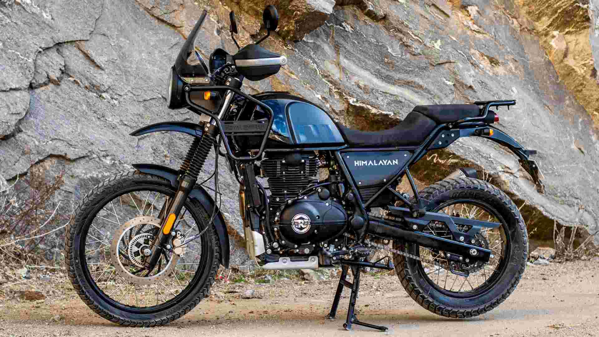 Updated 2021 Royal Enfield Himalayan launched at Rs 2.01 lakh; features Tripper navigation