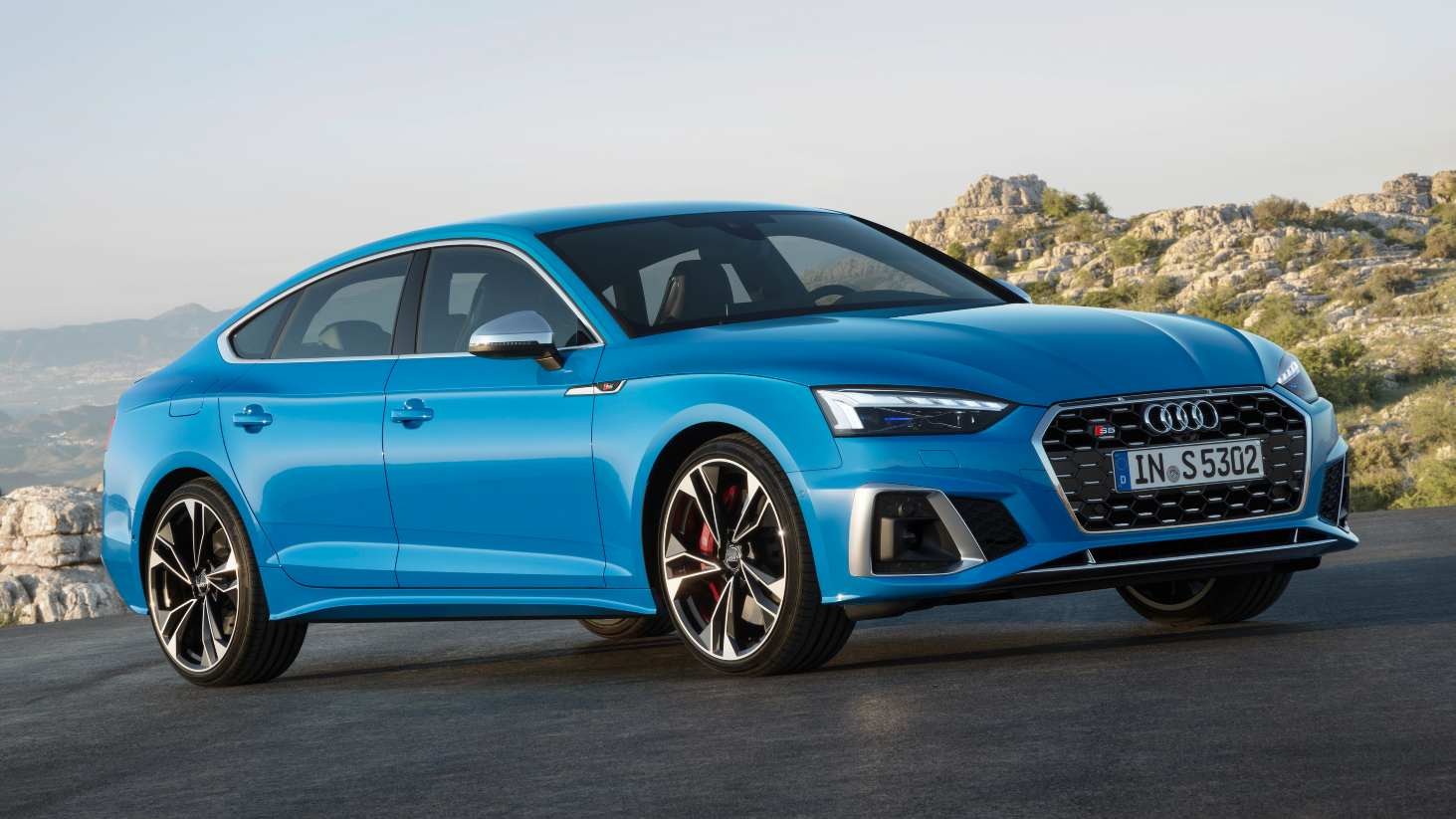 Audi S5 Sportback facelift to be launched in India on 22 March, gets 354 hp V6 petrol engine