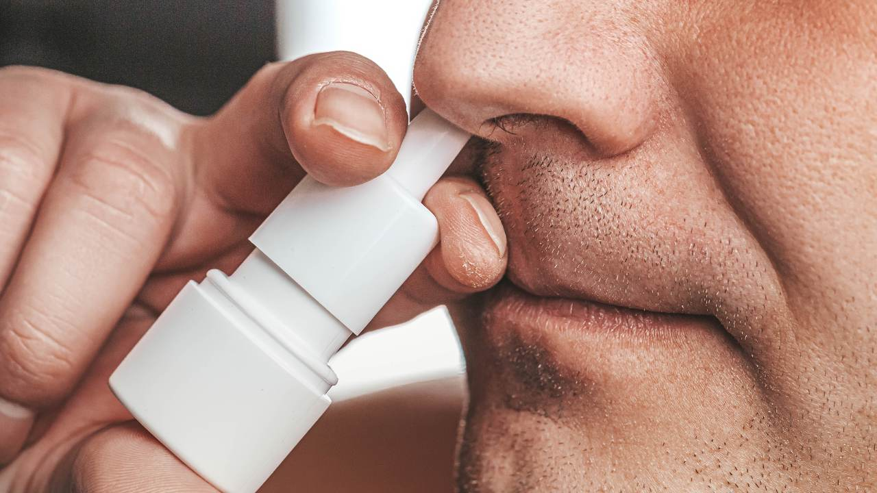 Four countries around the world are working on different intranasal vaccines.
