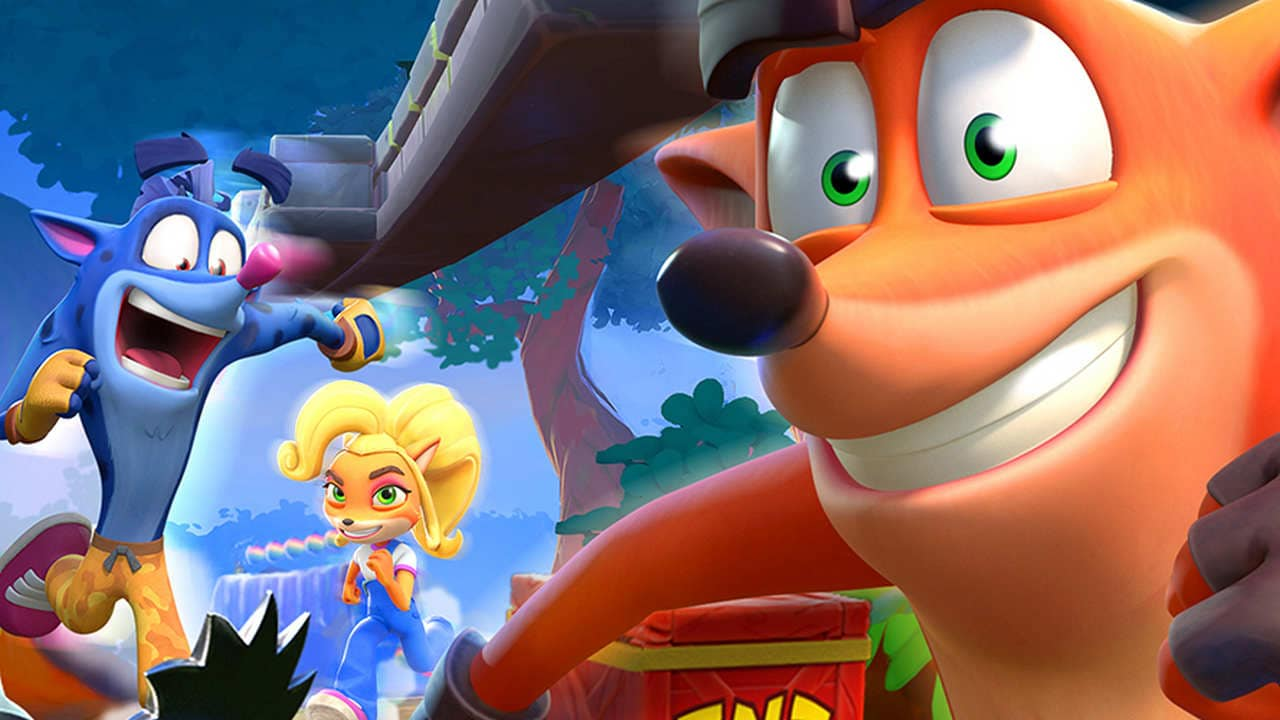 Crash Bandicoot: On the Run game to launch globally on 25 March for both Android and iOS users