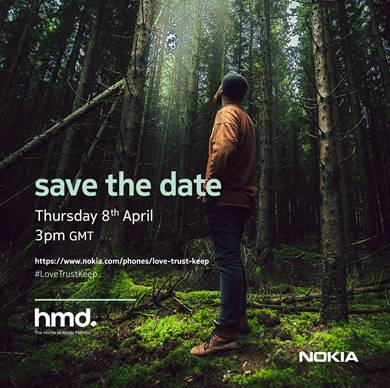 HMD Global to host a launch event on 8 April, Nokia G10, Nokia X10, Nokia X20 expected