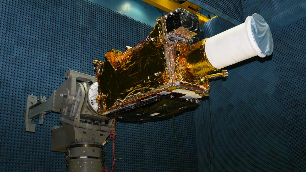 ISRO to launch its earth observation GISAT-1 satellite on 28 March