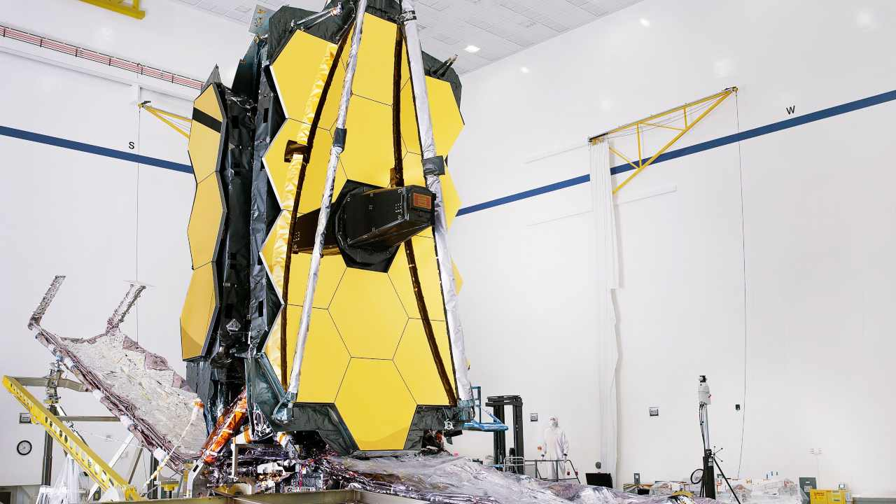 James Webb telescope clears functional tests, inches closer to planned 31 Oct launch
