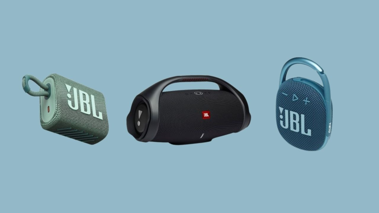 JBL Boombox 2, JBL Go 3, JBL Clip 4 Bluetooth speakers launched in India