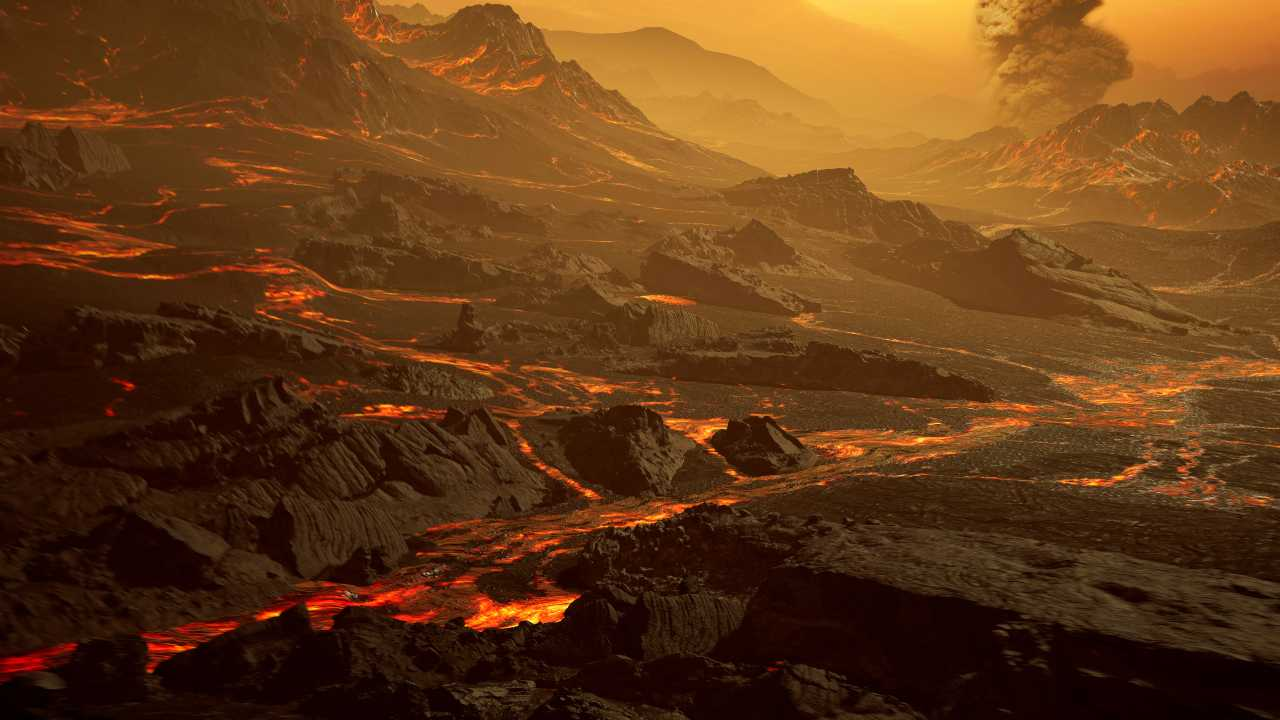 Nearby super-Earth Gliese 486b could help scientists better understand alien atmospheres