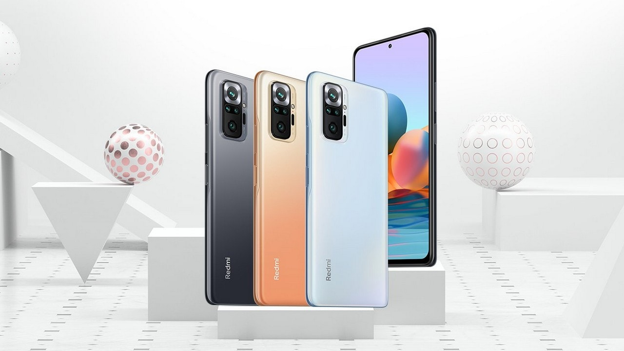 Redmi Note 10 Pro Max Vs Redmi Note 10 Pro Vs Redmi Note 10: Whats the difference