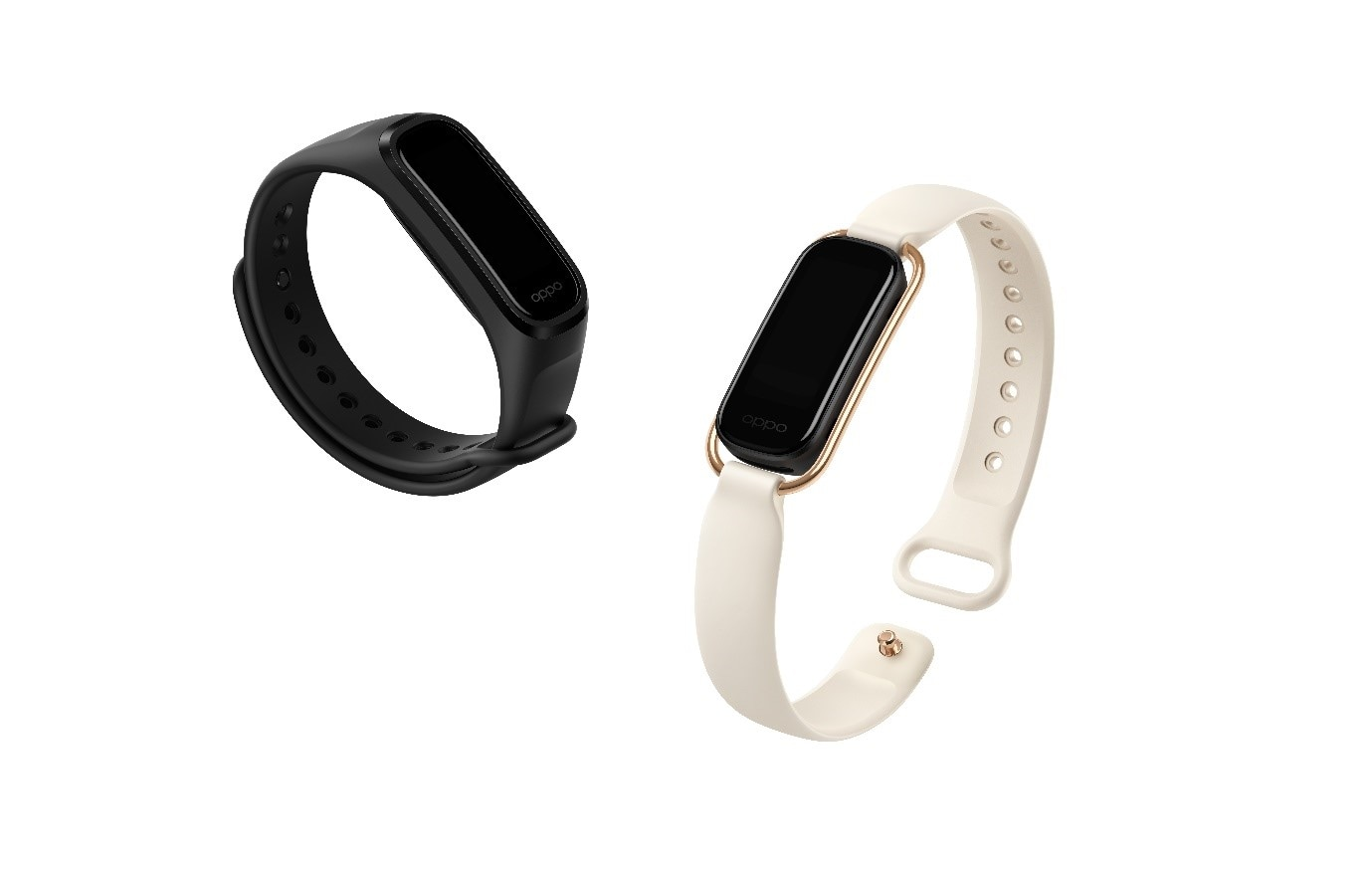 The best of health and fitness come together perfectly with the new OPPO Band