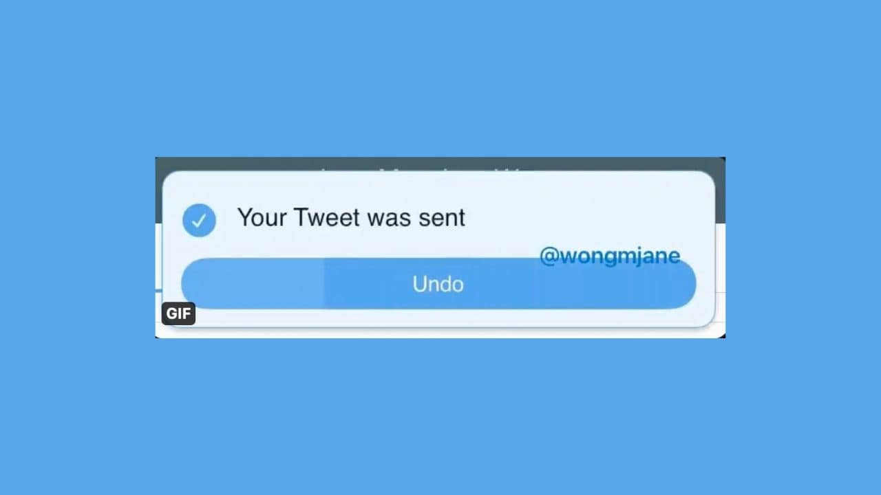 Twitter is reportedly testing an undo send timer for tweets: All you need to know