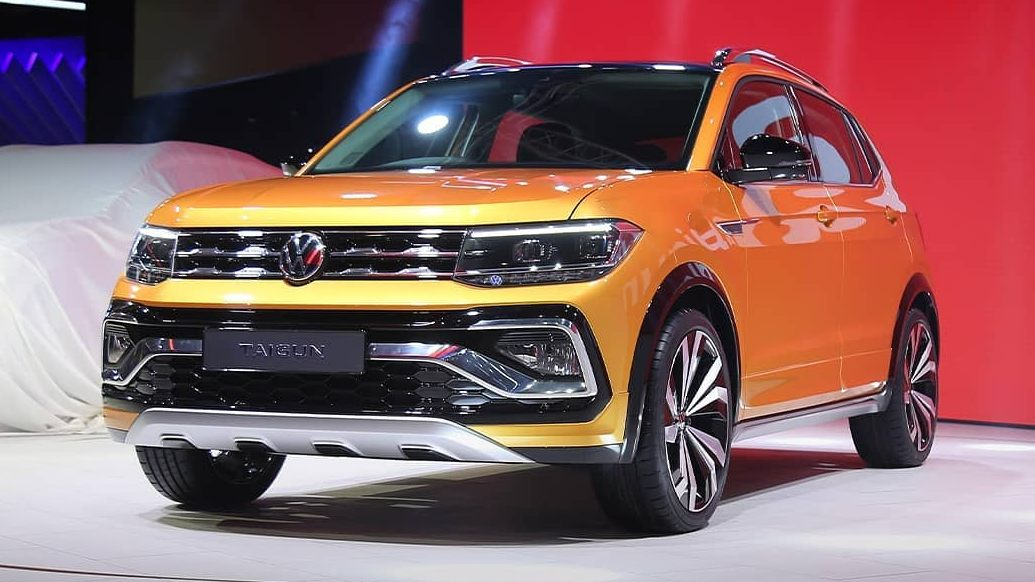 Volkswagen Taigun to be revealed in full on 31 March ahead of mid-2021 launch