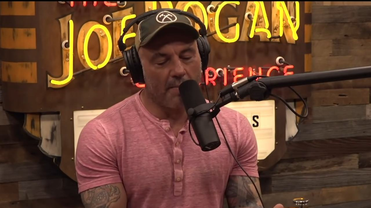 Hey Joe Rogan check your privilege and your facts