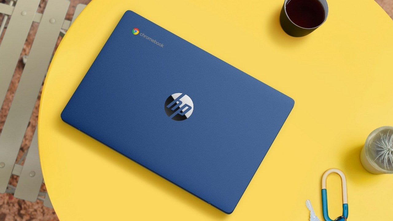 HP Chromebook 11a with a 16-hour battery life launched in India at Rs 21,999
