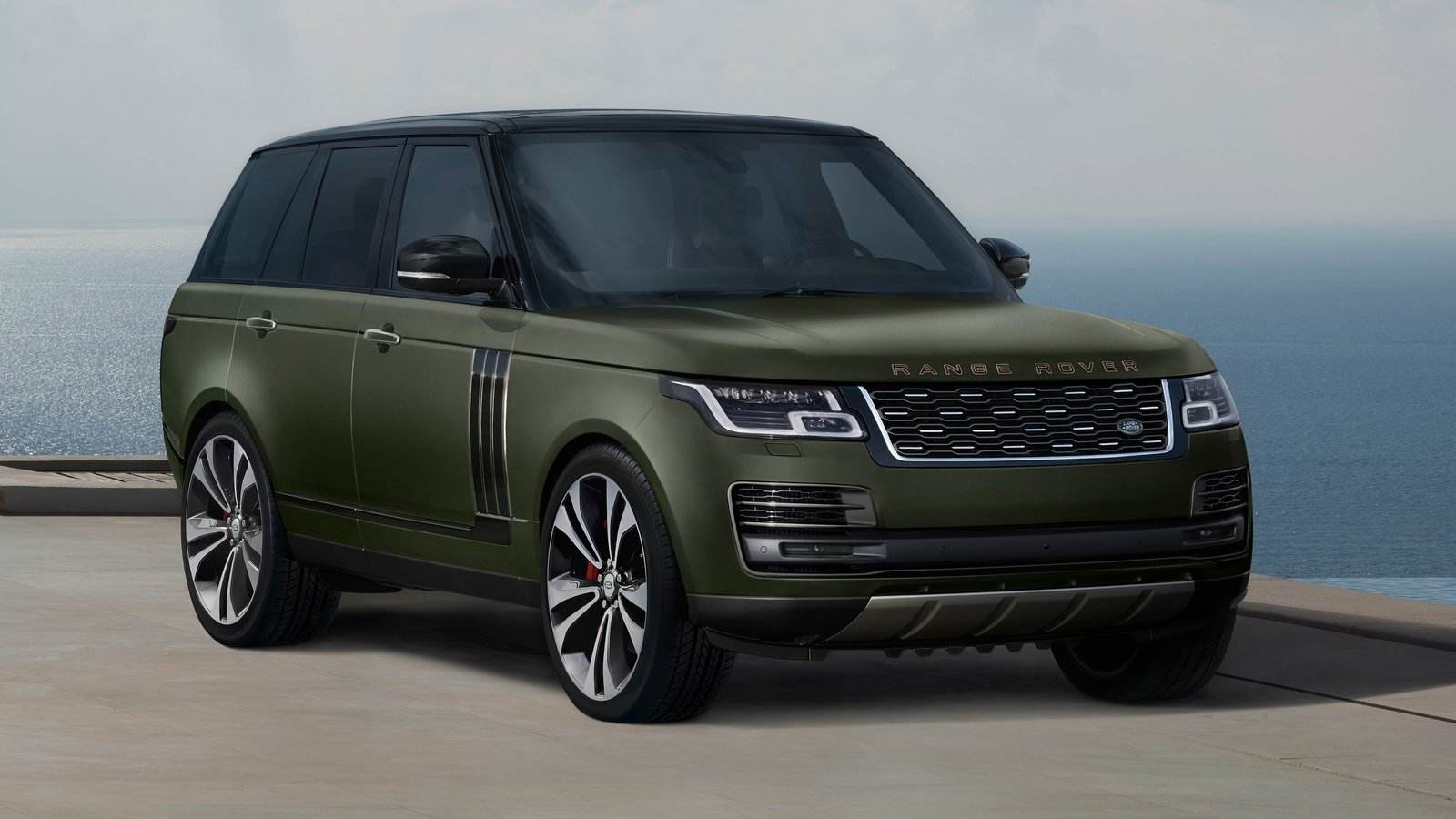 Range Rover SVAutobiography Ultimate editions debut, V8 and hybrid powertrains on offer