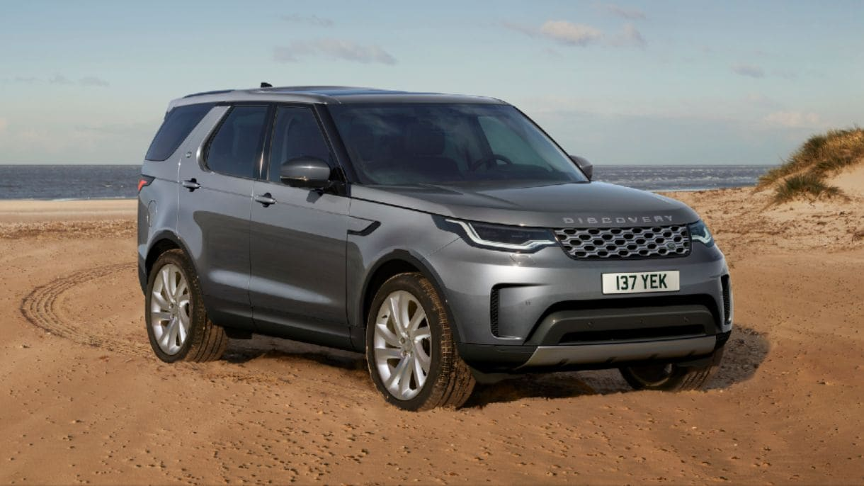 The 2021 Land Rover Discovery will compete with the likes of the Mercedes-Benz GLE and the BMW X5. Image: Land Rover