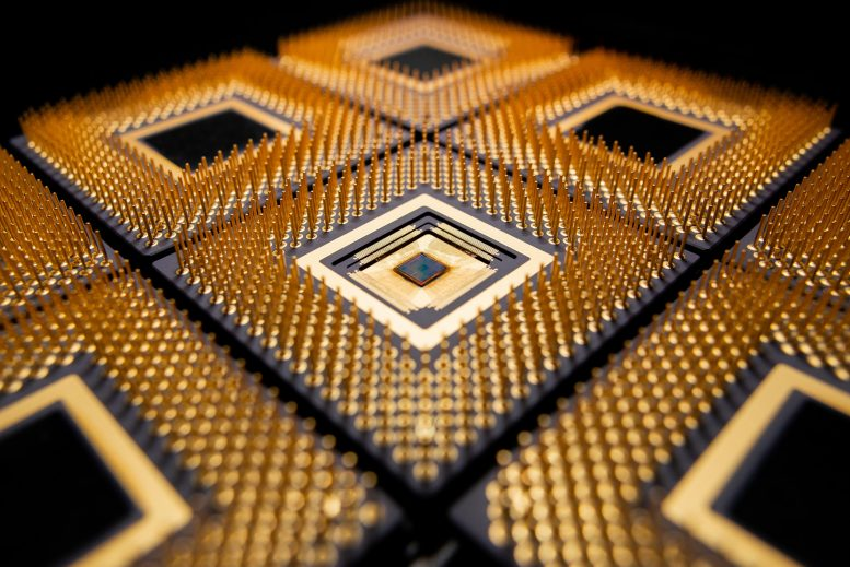 New Type of AI Accelerator Chip