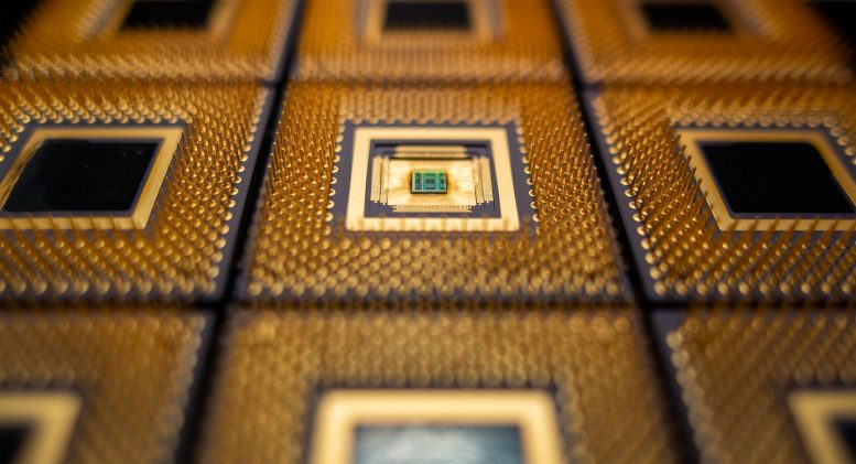 New Type of Neural Net Accelerator Chip