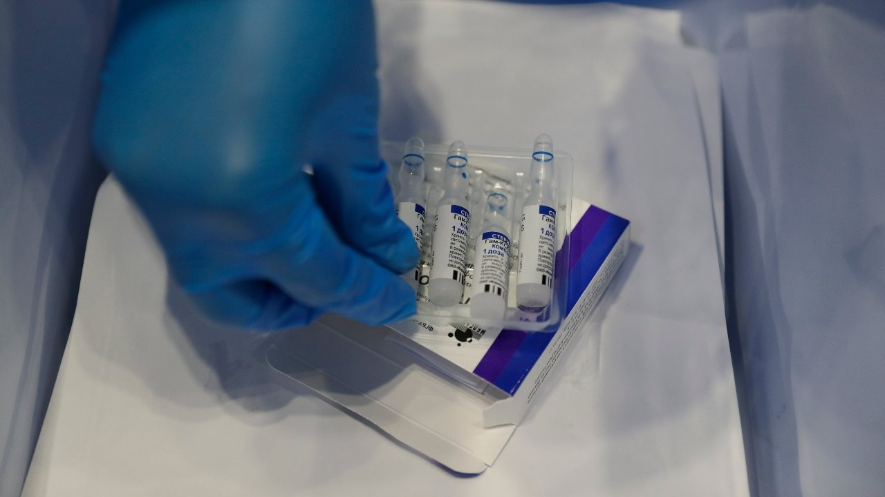 Russia — with great fanfare — registered the world's first coronavirus vaccine Sputnik V in August 2020.