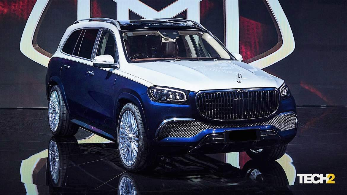 The Mercedes-Maybach GLS 600 4MATIC was launched at Rs 2.43 crore, but that is only its base price. Image: Mercedes-Benz