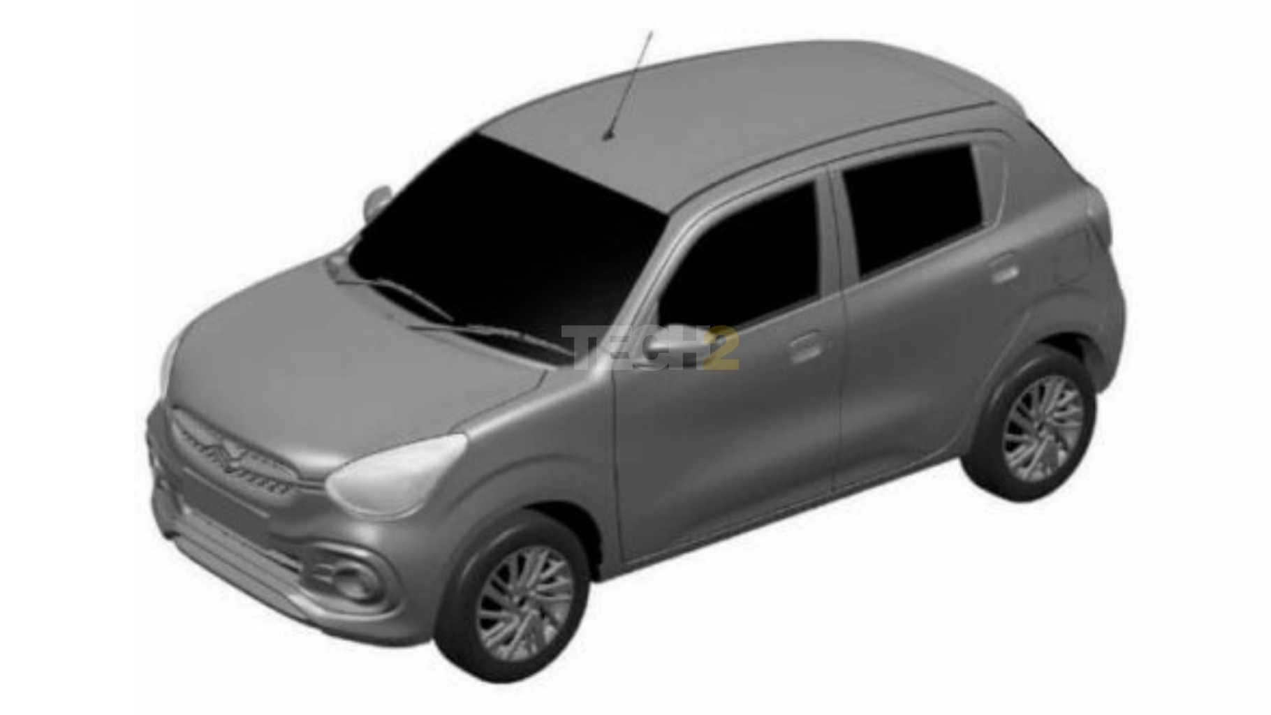 In its second generation, the 2021 Maruti Suzuki Celerio is expected to make the switch to the Heartect platform.