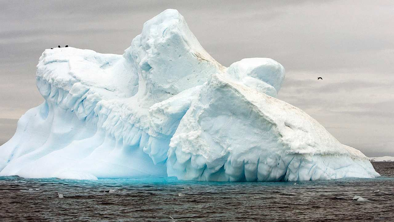 The ice shelf has retreated by 20 kilometers between 2017 and 2020, according to a study. Representational image