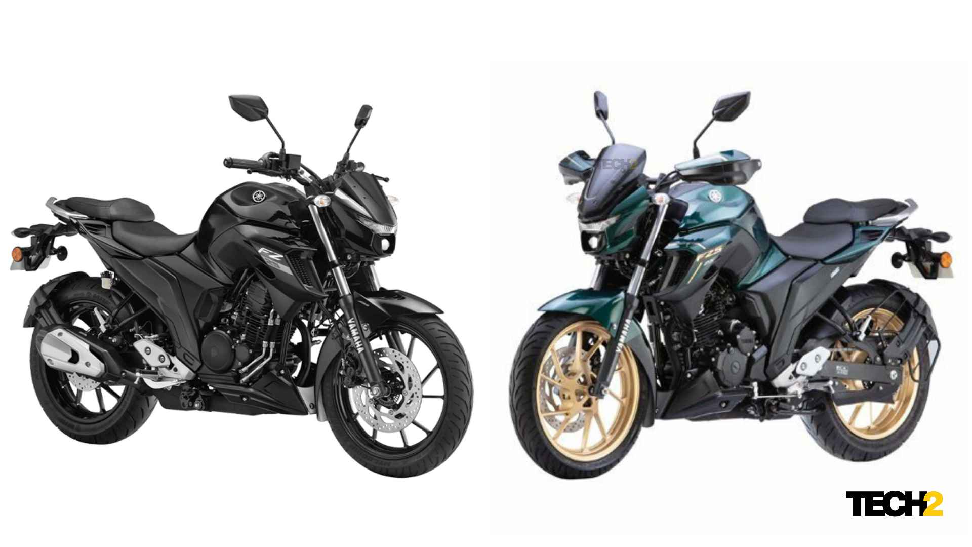 With this price drop, the Yamaha FZ25 and FZS 25 are now the most affordable 250 cc motorcycles in the country by a big margin. Image: Yamaha/Tech2