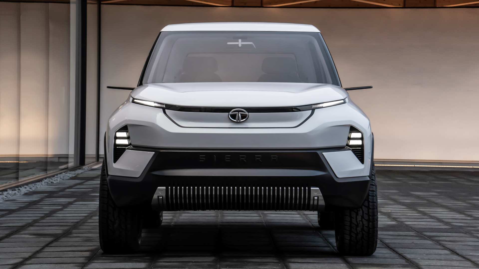 Tata Motors has announced it will have 10 BEVs in its portfolio by 2025. Image: Tata Motors