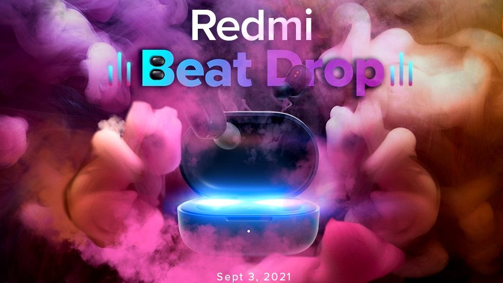 The new Redmi TWS buds are expected to be priced at under Rs 3,000. Image: Xiaomi